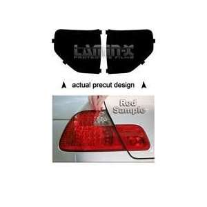 Ford F 150 (09  ) Tail Light Vinyl Film Covers ( RED ) by