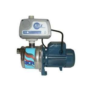 20 GPM   30 PSI Booster Pump with Electronic Controller