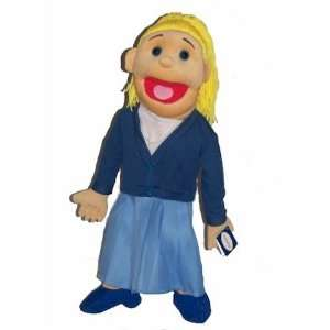 30 Stephanie Mom Full/half Body Puppet Removable Legs: Toys & Games