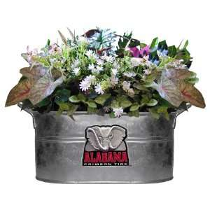 Alabama Crimson Tide NCAA Planter Tub