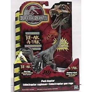 Park 3 Electronic Pack Raptor Action Figure By Hasbro Toys & Games