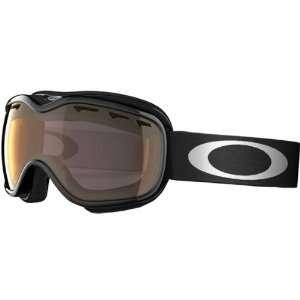 Oakley Stockholm Jet Black Womens Snow Snowmobile Goggles Eyewear w