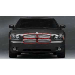 2011 2012 STAINLESS STEEL CHROME BILLET UPPER GRILLE GRILL Automotive