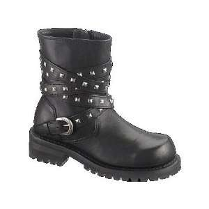 Harley Davidson Womens 8 inch Fiona Boot D84526