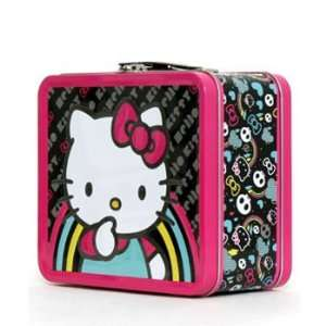 Hello Kitty Tin Lunch Case Toys & Games