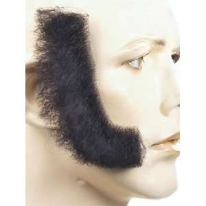 Sideburns Long Human Hair by Lacey Costume Wigs Beauty