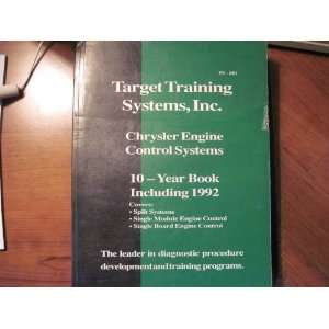 Chrysler Engine Control Systems [That Have Diagnostic