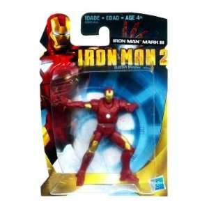 Iron Man 2 Iron Man Mark III Toys & Games