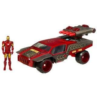Iron Man 2 Iron Assault Truck
