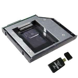 HDD Caddy SATA Designed For Laptop Dell Latitude C510 C610 C810 C840