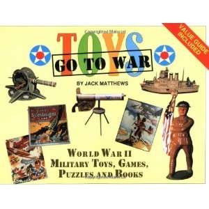 Toys Go to War World War II Military Toys, Games, Puzzles