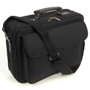 15 Black Nylon Laptop Computer Case Notebook Bag