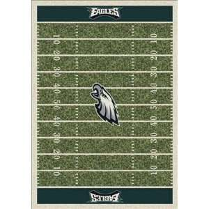 10ft9in x 13ft2in   N/A NFL Football Team Logo Rugs by
