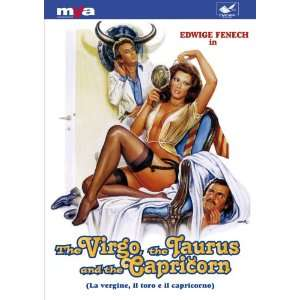 The Virgo, The Taurus and the Capricorn: Edwige Fenech