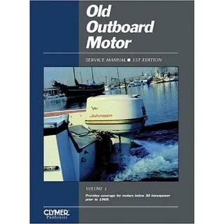Evinrude Johnson Outboard Shop Manual 1.5 to 125 Hp 1956