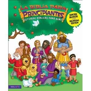 Biblia para principiantes bilingüe Historias bíblicas para niños