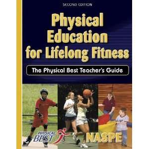 Physical Education for Lifelong Fitness:Physical Best Tchr