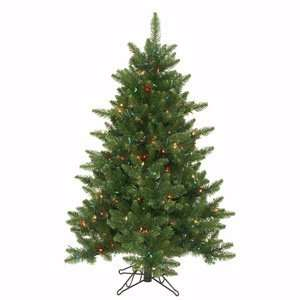 Camdon Fir Christmas Tree, Full, Pre Lit, Multi