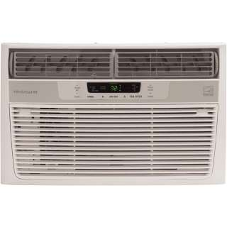 Window Mounted Compact Air Conditioner with Temperature Sensing Remote
