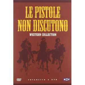 Le Pistole Non Discutono Western Collection (5 Dvd) Mike