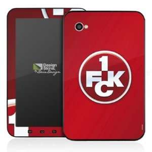 Design Skins for Samsung Galaxy Tab 7\ P1000   1. FCK Logo