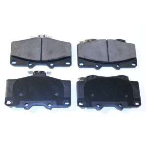 Prime Choice Auto Parts SMK436A Premium New Semi Metallic Front Brake