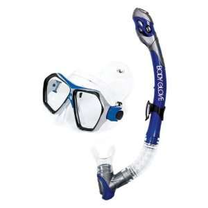 Body Glove Adult Illuminary II Combo Pro Snorkel Mask: