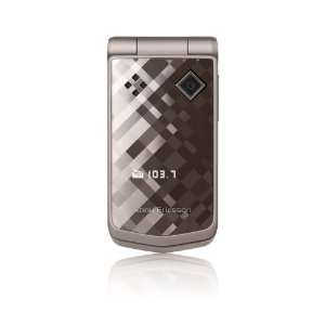 Sony Ericsson Z555a Designer Unlocked Phone with Camera