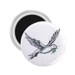 NEW Tattoo Art Bird Fridge Souvenir Magnet 2.25: Everything Else