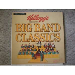 Kelloggs Presents Big Band Classics Vinyl LP Record