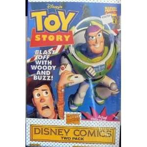 TOY Story   DISNEY COMICS   Two pack Toys & Games