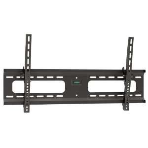 Ultra Slim Adjustable Tilting Wall Mount Bracket for LCD