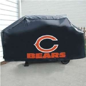Chicago Bears NFL DELUXE Barbeque Grill Cover