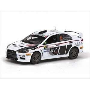 Mitsubishi Lancer Evolution X #5 P G.Andersson/A.Fredriksson Rally