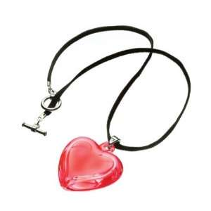 Waterford Crystal Siren Red Heart Pendant Kitchen