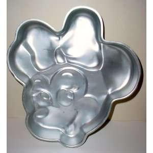 Wilton Minnie Mouse Cake Pan 515 809 (no insert