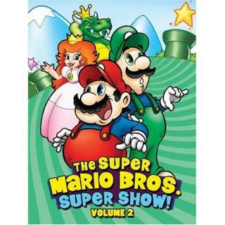 The Super Mario Bros. Super Show Volume 2 Lou Albano