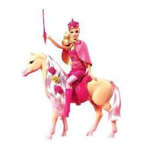 Barbie and The Three Musketeers Doll and Horse [Toy]  Toys & Games