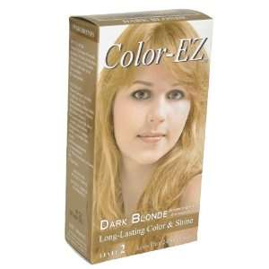 Hair Color Dark Blond (Pack of 6) Beauty