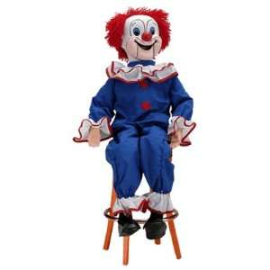 Bozo the Clown Ventriloquist Doll Toys & Games