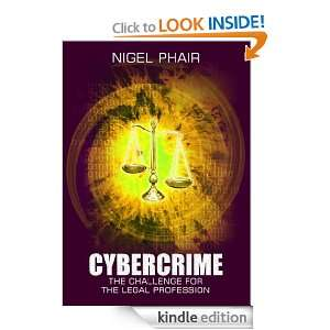 for the Legal Profession Nigel Phair  Kindle Store