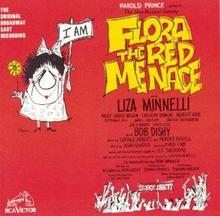 Flora The Red Menace The Original Broadway Cast Recording (1965