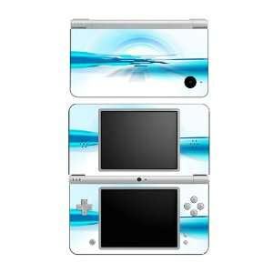 Abstract Future World Blue Decorative Protector Skin Decal Sticker for