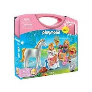 Playmobil 5891 Police/Thief Take Along Carrying Case