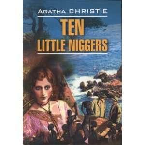 Ten Little Indians kn d cht na angl yaz neadapt DESYaT NEGRITYaT kn d
