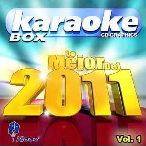 KBO 349 Lo Mejor Del 2011 Vol. 1(Karaoke) Music