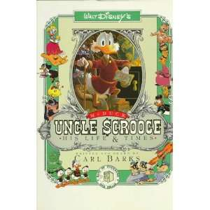 Uncle Scrooge McDuck: His Life and Times (9780890875117