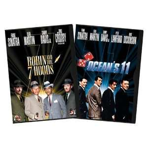 ROBIN AND HE SEVEN HOODS/OCEANS 11 Movies & V