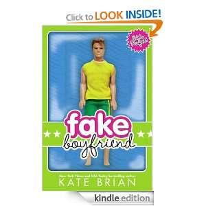 Fake Boyfriend Kate Brian  Kindle Store