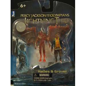 Percy Jackson & The Olympians The Lightning Thief Micro Figure 2 pack